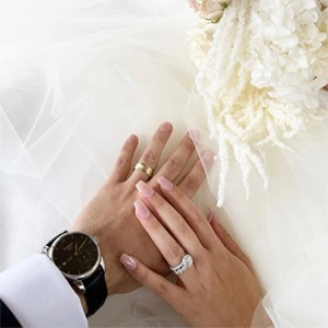 When to get the wedding rings