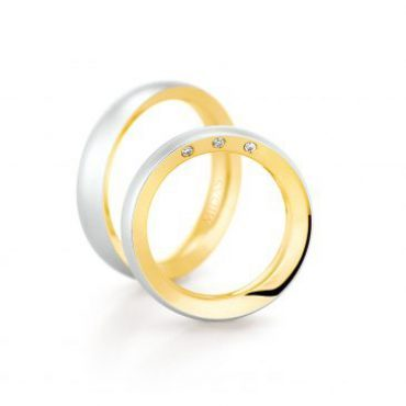 0027050 Women's & 0027050 Men's Wedding Bands