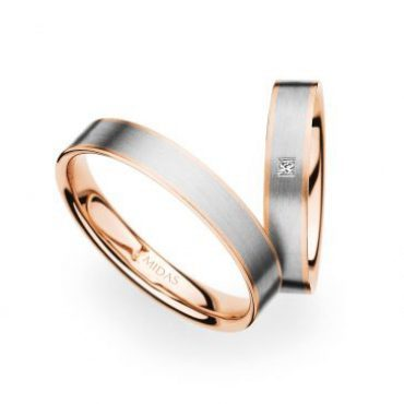 0241271 Women's & 0273622 Men's Wedding Bands