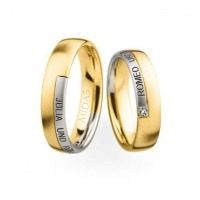 0241391 Women's & 0273817 Men's Wedding Bands