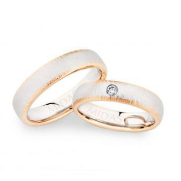 0241656 Women's & 0274465 Men's Wedding Bands