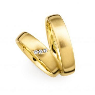 0243459 Women's & 0270487 Men's Wedding Bands