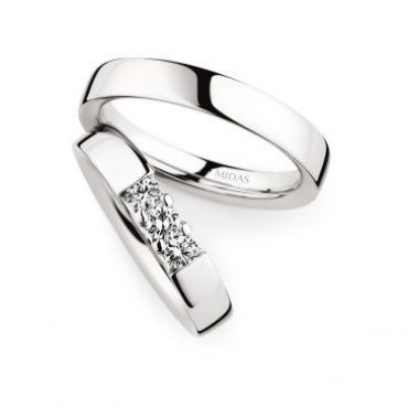 0243608 Women's & 0280001 Men's Wedding Bands