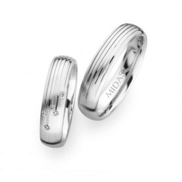 0244582 Women's & 0273699 Men's Wedding Bands