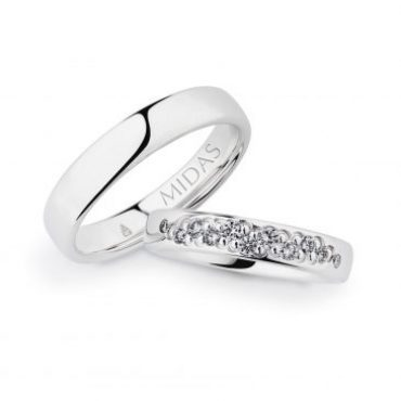 0245459 Women's & 0270460 Men's Wedding Bands