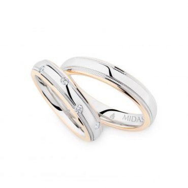 0245460 Women's & 0274507 Men's Wedding Bands