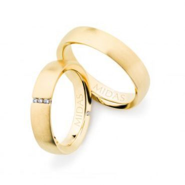 0245462 Women's & 0280137 Men's Wedding Bands