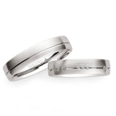 0246588 Women's & 0273680 Men's Wedding Bands