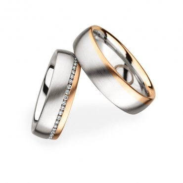 0246650 Women's & 0273895 Men's Wedding Bands