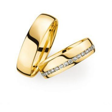 0246725 Women's & 0270952 Men's Wedding Bands