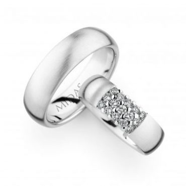 0246787 Women's & 0270979 Men's Wedding Bands
