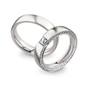 0246796 Women's & 0270985 Men's Wedding Bands