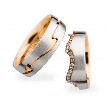 0246805 Women's & 0274118 Men's Wedding Bands