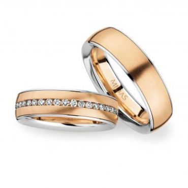 0246824 Women's & 0274161 Men's Wedding Bands