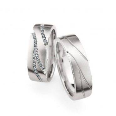 0246836 Women's & 0274191 Men's Wedding Bands