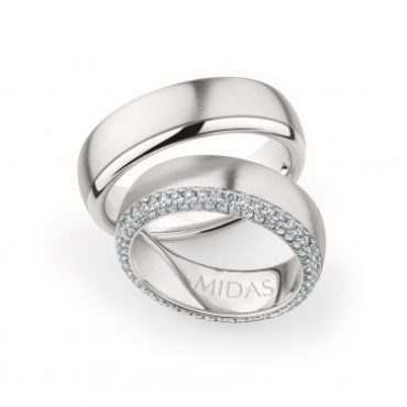 0246909 Women's & 0274314 Men's Wedding Bands