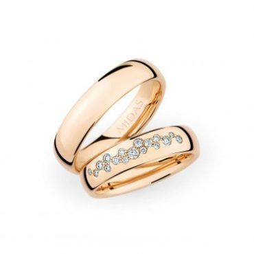 0246939 Women's & 0270540 Men's Wedding Bands