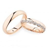0247023 Women's & 0280120 Men's Wedding Bands