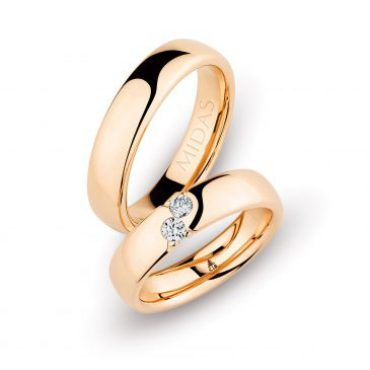 243654 Women's & 280103 Men's Wedding Bands