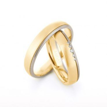 244575 Women's & 273639 Men's Wedding Bands