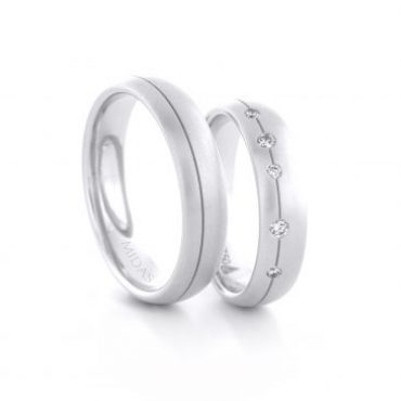 244620 Women's & 273889 Men's Wedding Bands