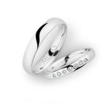 244731 Women's & 270599 Men's Wedding Bands
