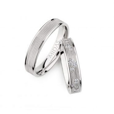 245443 Women's & 274430 Men's Wedding Bands