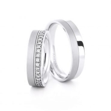 246621 Women's & 273857 Men's Wedding Bands