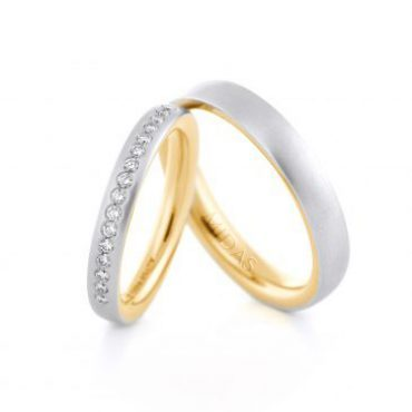 246635 Women's & 273867 Men's Wedding Bands