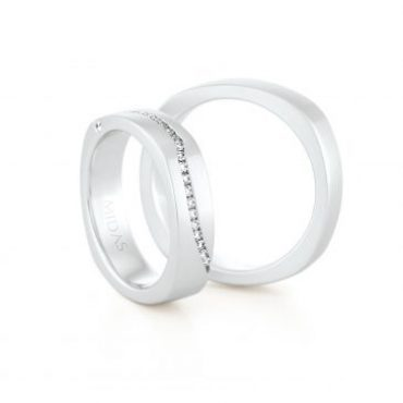 246695 Women's & 270944 Men's Wedding Bands
