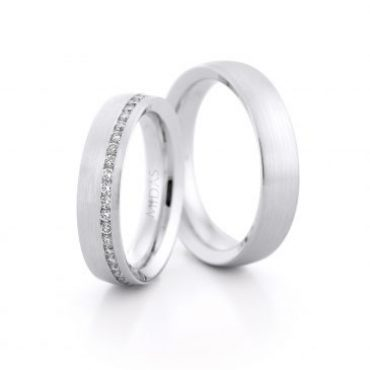 246828 Women's & 280007 Men's Wedding Bands
