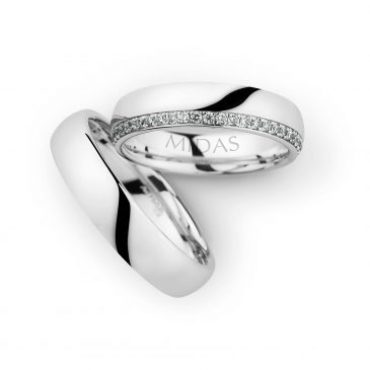246899 Women's & 270540 Men's Wedding Bands