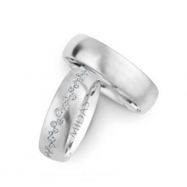 246929 Women's & 270429 Men's Wedding Bands