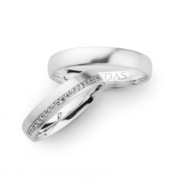 246961 Women's & 20040 Men's Wedding Bands