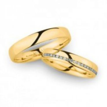 246964 Women's & 20040 Men's Wedding Bands