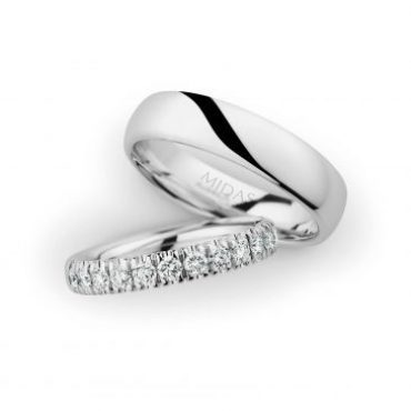 246976 Women's & 280098 Men's Wedding Bands