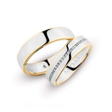247001 Women's & 274440 Men's Wedding Bands