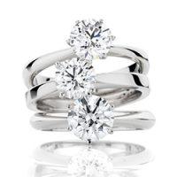 Brilliant Diamond Solitaire