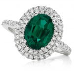 Oval Green Emerald