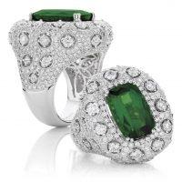 Vintage Emerald