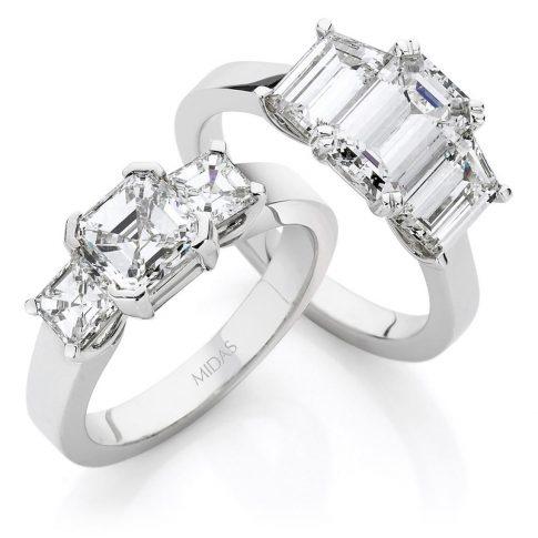 Engagement Rings Melbourne Midas Jewellery