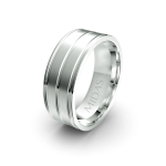 QF1157 Men's Wedding Band