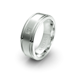 QF1174D Men's Wedding Band