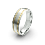QF1344 Men's Wedding Band