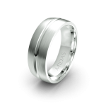 QF1379 Men's Wedding Band