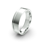 QF1396 Men's Wedding Band