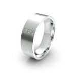 QF1561D Men's Wedding Band
