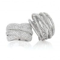 Pavé Set Diamonds