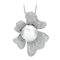 Ocean Flower Necklace