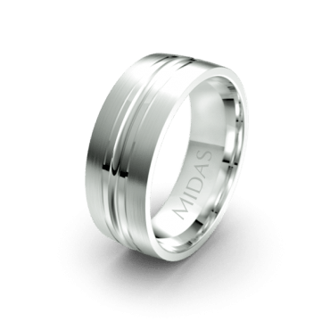 QF1020 Men's Wedding Band